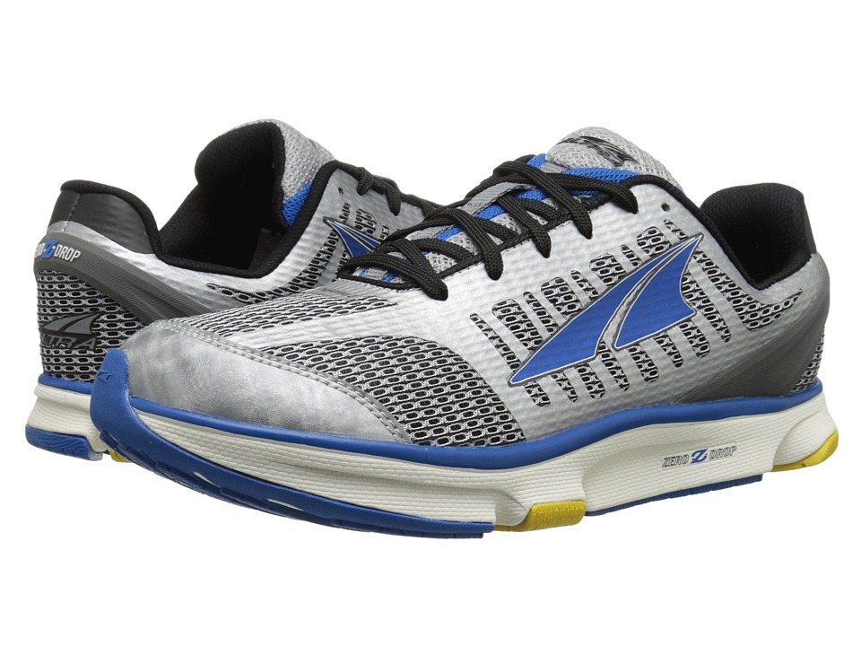 Altra Footwear - Provision 2.0 (White/Blue) Men's Running Shoes