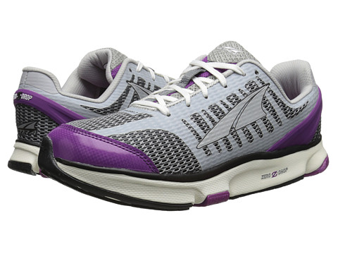 Altra Zero Drop Footwear - Provisioness 2.0 (White/Purple) Women's Running Shoes