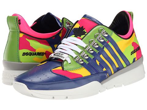 DSQUARED2 - 251 Sneaker (Multi) Men