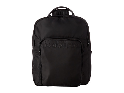 DSQUARED2 - Antony Backpack (Black) Backpack Bags