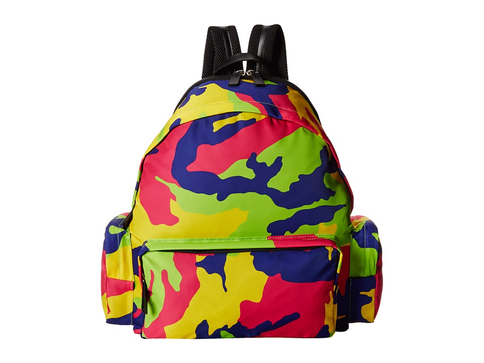 DSQUARED2 - Jerry Backpack (Camouflage) Backpack Bags