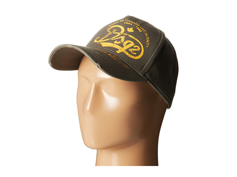 DSQUARED2 - Logo Baseball Cap (Military) Baseball Caps