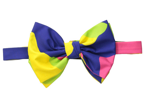 DSQUARED2 - Camouflage Bow Tie (Multi) Ties