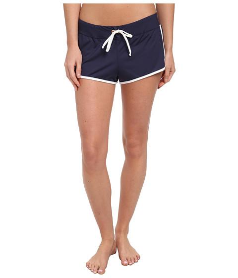 Nautica - Full Speed Boyshort NA80375 (Navy) Women's Swimwear
