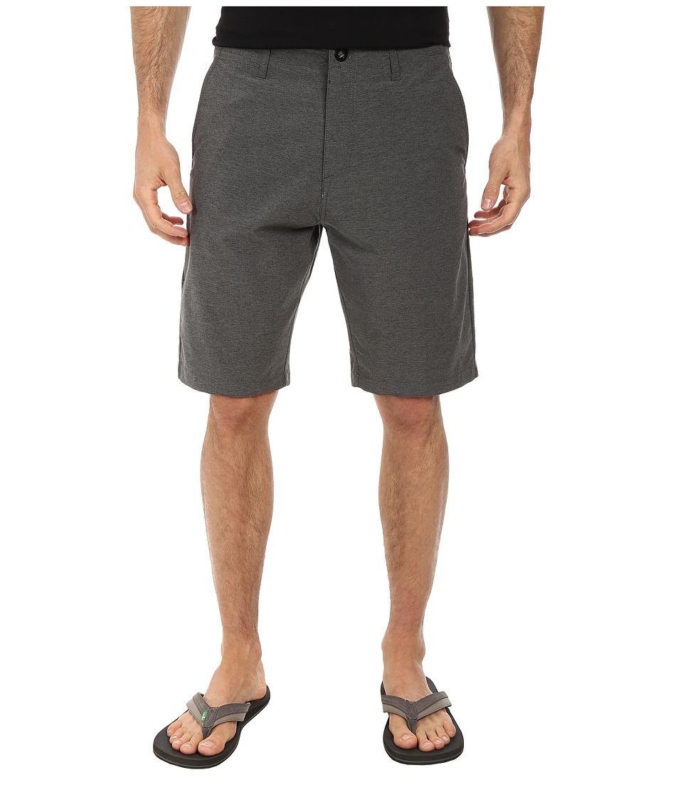 Volcom - Fruckin Drip-Dry Short (Black) Men's Shorts