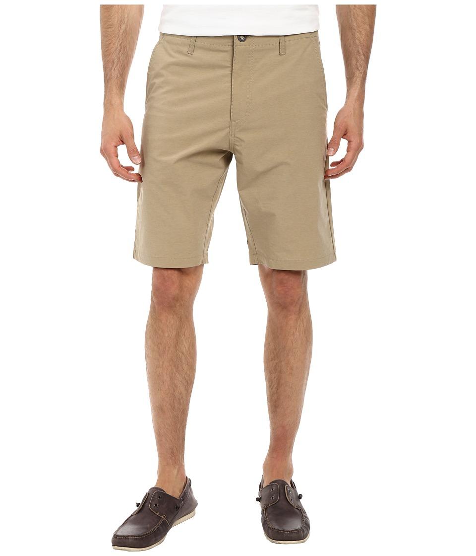 Volcom - Fruckin Drip-Dry Short (Dark Khaki) Men's Shorts