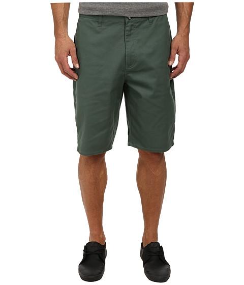 Volcom - Frickin Modern Stretch Short (Cedar Green) Men