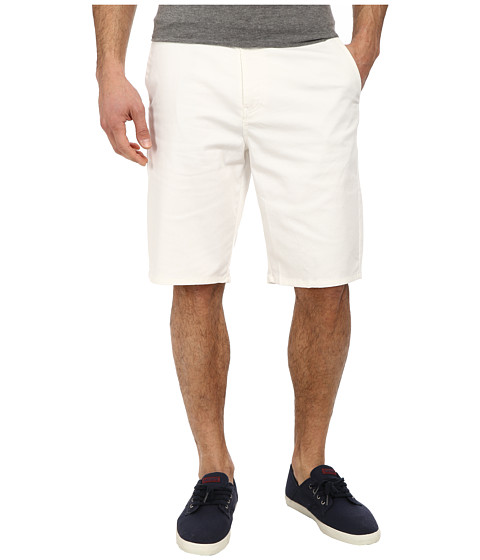 Volcom - Frickin Modern Stretch Short (Paint White) Men