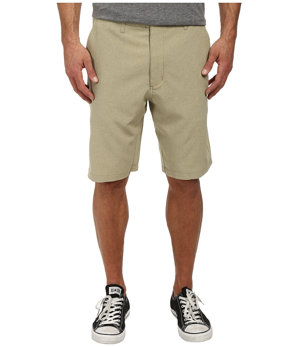 Volcom - Frickin Static Short (Khaki) Men's Shorts