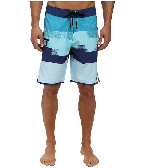 Volcom - Scowl Up Mod Boardshort (Bright Turquoise) Men's Swimwear