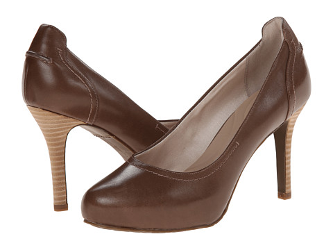 Rockport - Seven to 7 95mm Stitched Pump (New Taupe Burn Calf) High Heels