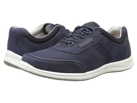 Rockport - Walk Together Mudguard (Deep Ocean Nubuck) Women's Shoes