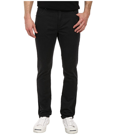 Volcom - Vorta Twill Pant (Black) Men's Casual Pants
