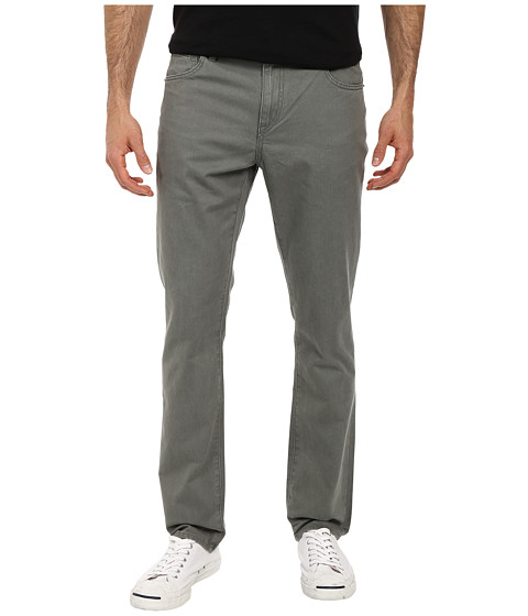 Volcom - Vorta Twill Pant (Slate Grey) Men's Casual Pants