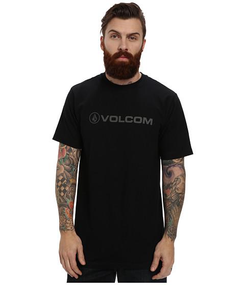 Volcom - New Style Tee (Black) Men
