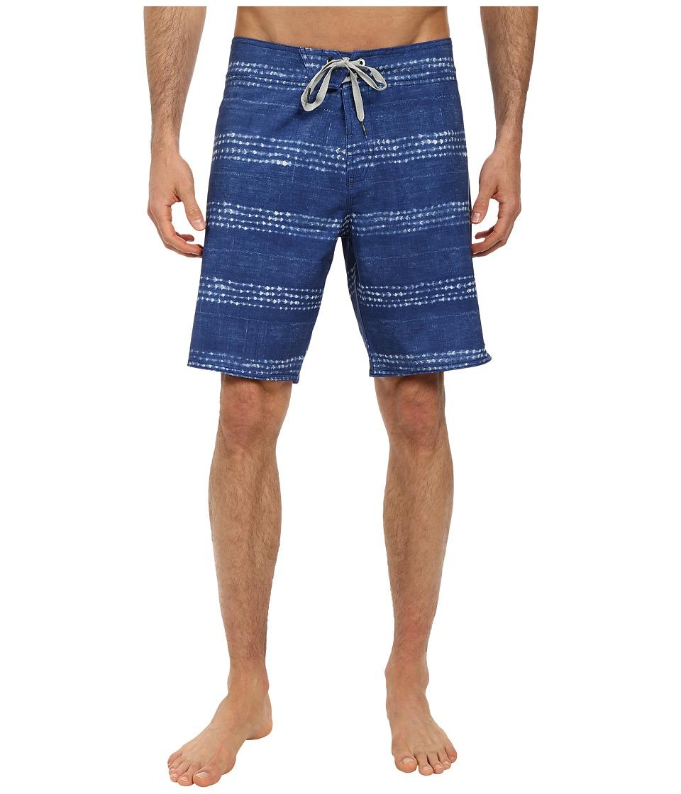 Volcom - Lido Carillo Boardshort (Matured Blue) Men's Swimwear
