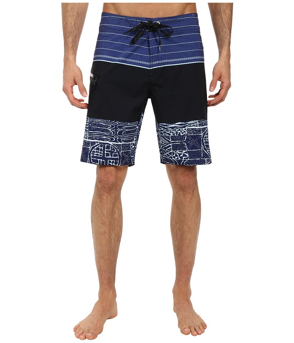 Volcom - Macaw Mod Boardshort (Matured Blue) Men's Swimwear