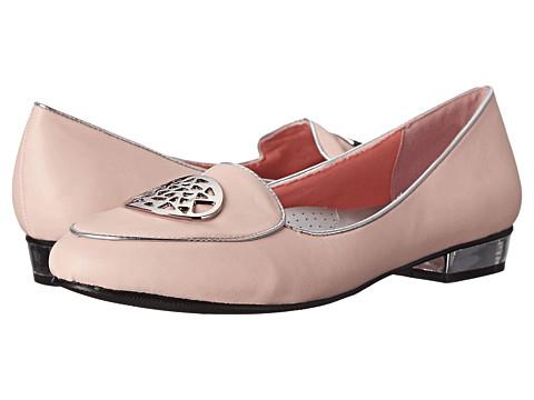 Annie - Embark II (Pink) Women's Dress Flat Shoes
