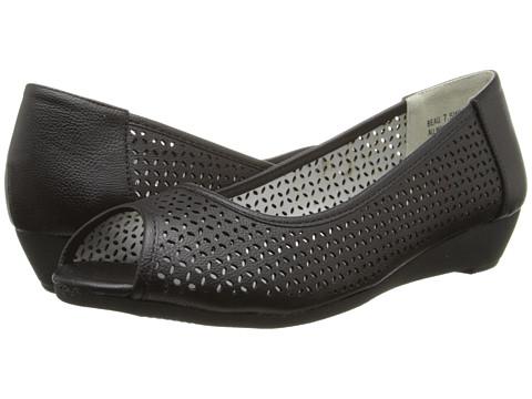 Annie - Beau (Black) Women's Dress Flat Shoes