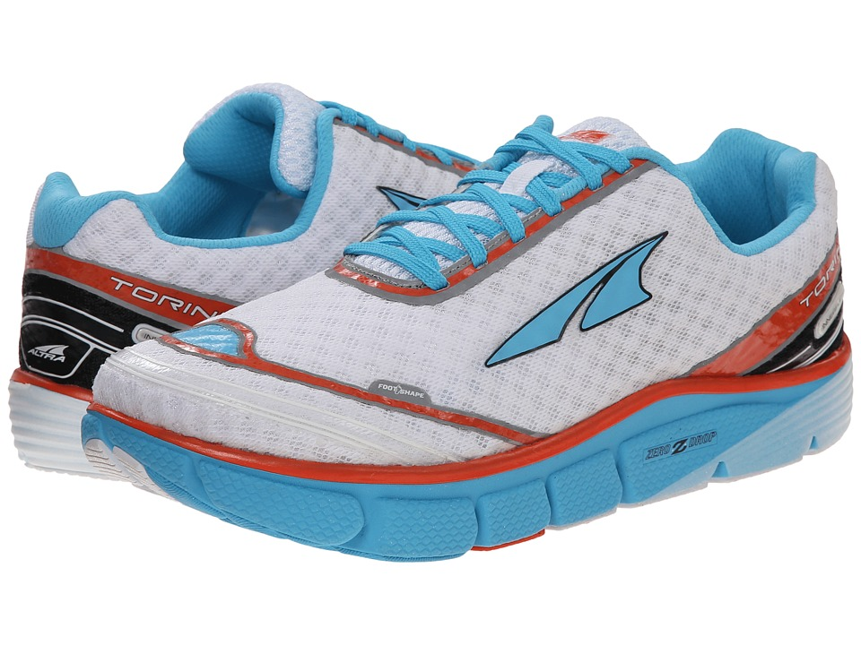 Altra Zero Drop Footwear - Torin 2.0 (Primrose/White) Women's Running Shoes