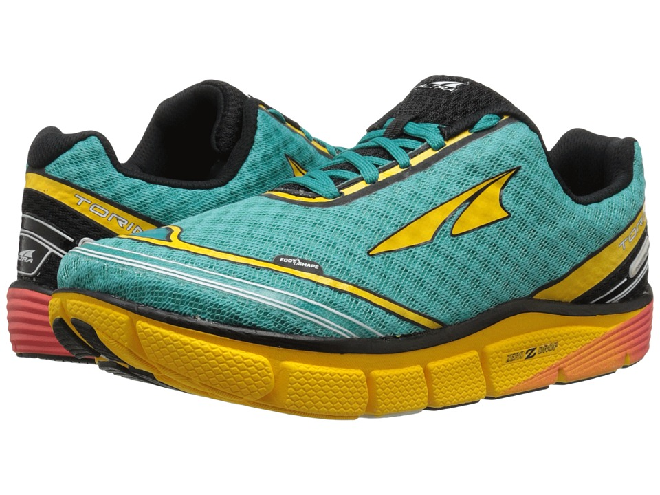 Altra Footwear Torin 2.0 (Lime/Dusty Blue) Women