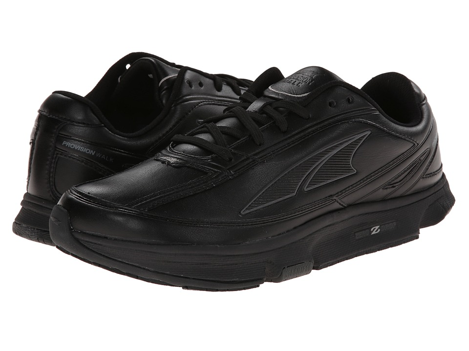Altra Footwear - Provision Walk (Black) Men's Running Shoes