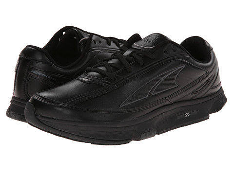 Altra Zero Drop Footwear - Provision Walk (Black) Men's Running Shoes
