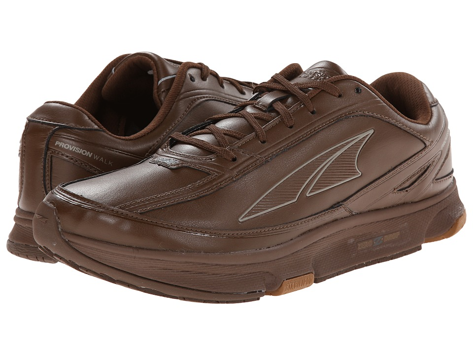 Altra Footwear - Provision Walk (Brown) Men's Running Shoes