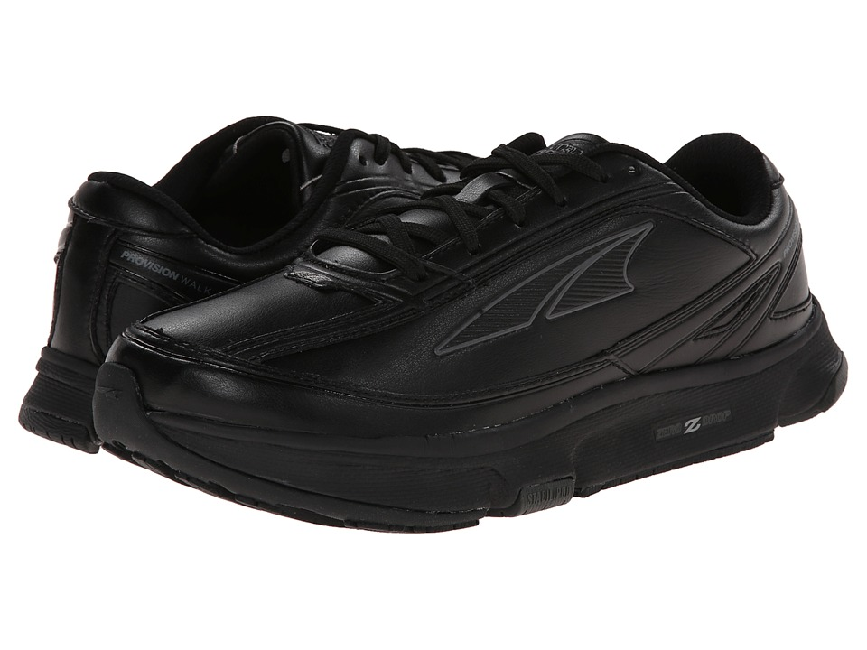 Altra Zero Drop Footwear - Provisioness Walk (Black) Women's Running Shoes