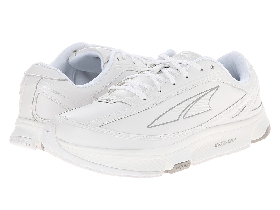 Altra Footwear - Provisioness Walk (White) Women's Running Shoes