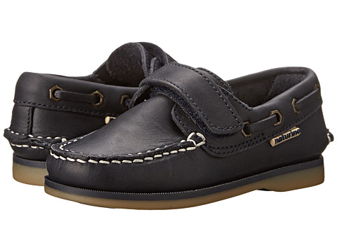Naturino - Nat. 3094 SP15 (Toddler/Little Kid) (Navy Leather) Boy's Shoes