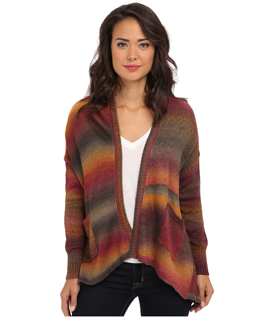 kensie - Rainbow Sweater KS0P5645 (Gold Combo) Women's Sweater