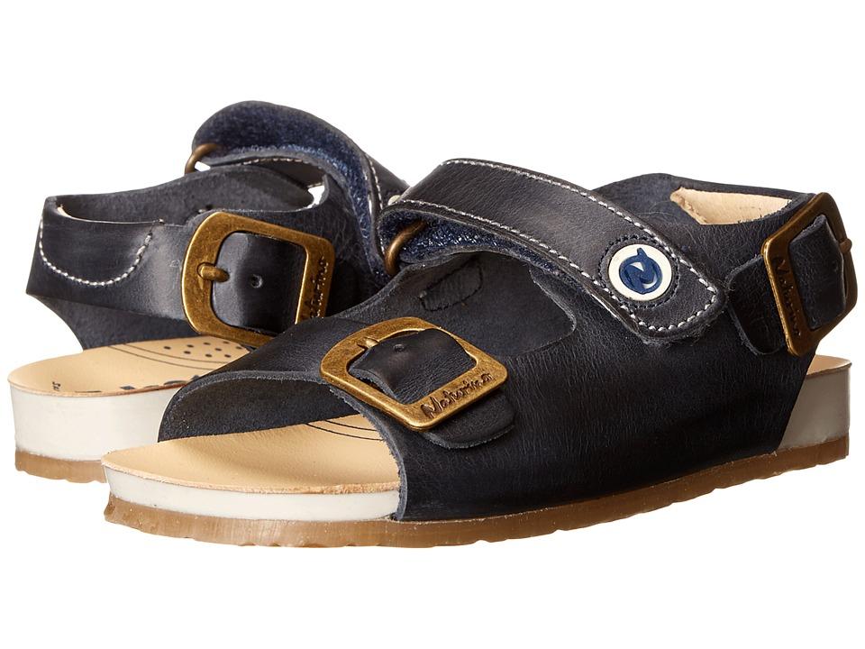 Naturino - Nat. 1407 SP15 (Toddler) (Navy) Boys Shoes