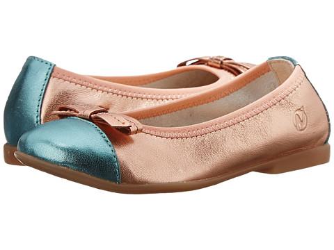 Naturino - Nat. 2351 SP15 (Toddler/Little Kid/Big Kid) (Pink Metallic) Girls Shoes