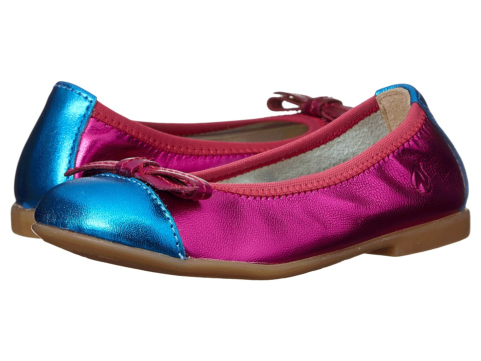 Naturino - Nat. 2351 SP15 (Toddler/Little Kid/Big Kid) (Fuchsia Metallic) Girls Shoes