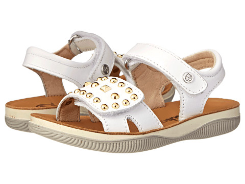 Naturino - Nat. 5710 SP15 (Toddler/Little Kid/Big Kid) (White) Girls Shoes