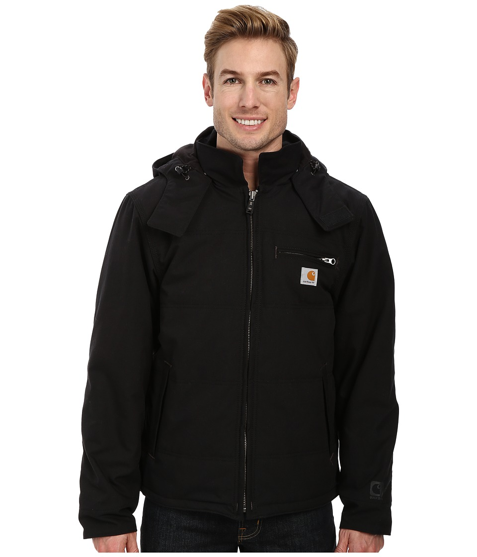 Carhartt - Quick Duck Livingston Jacket (Black) Men's Coat