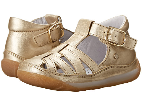 Naturino - Nat. 164 SP15 (Toddler) (Gold) Girls Shoes