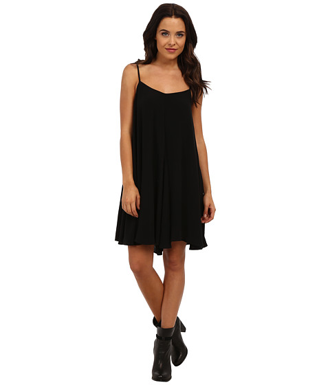 MINKPINK - Spin Around Dress (Black) Women