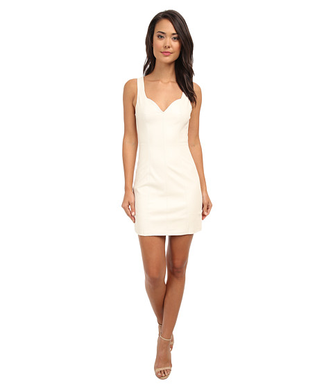 MINKPINK - Pearl Of A Girl Dress (White) Women's Dress