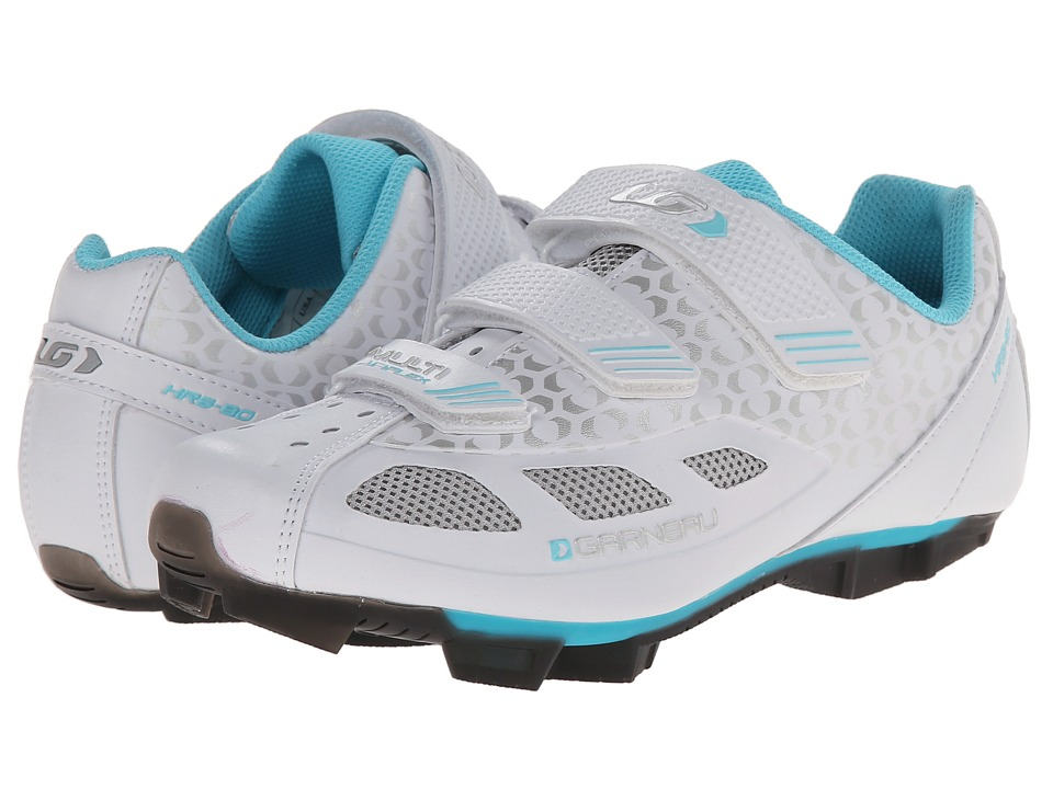 Louis Garneau - Women Multi Air Flex (White) Women's Cycling Shoes