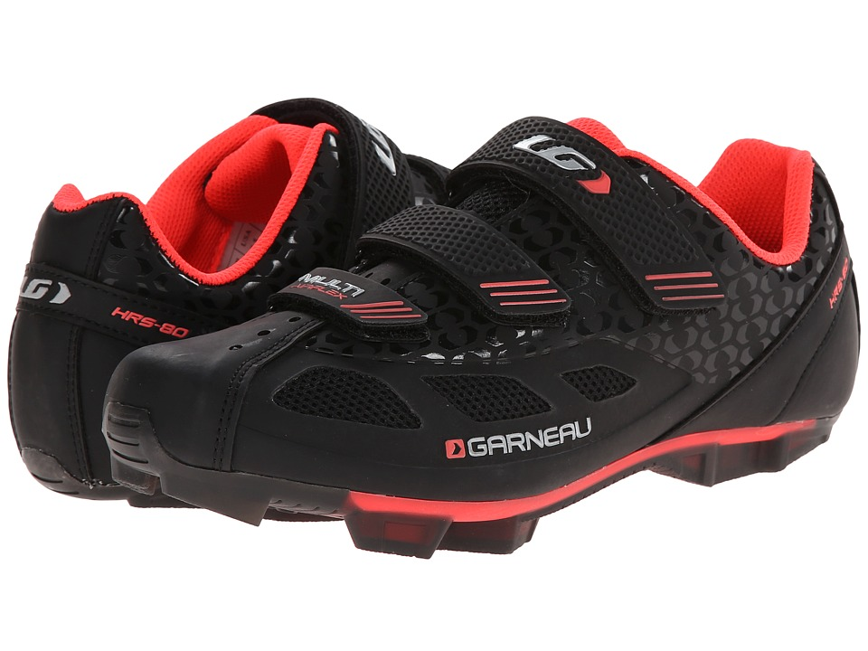 Louis Garneau - Women Multi Air Flex (Black) Women's Cycling Shoes