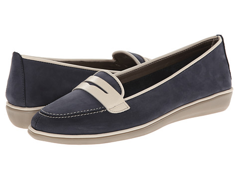 The FLEXX - O Rise (Navy/Panna Nubuck Mix) Women