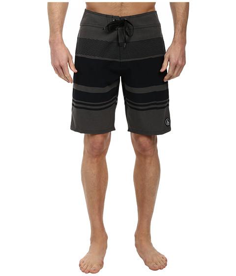 Volcom - Static Division 20 Boardshort (Black) Men's Swimwear