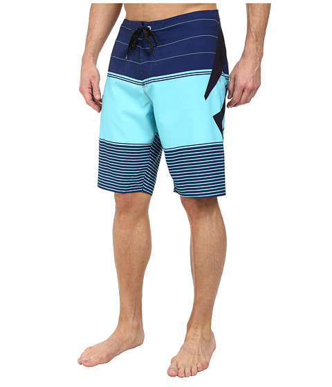 Volcom - Stoney Mod Boardshort (Bright Turquoise) Men's Swimwear