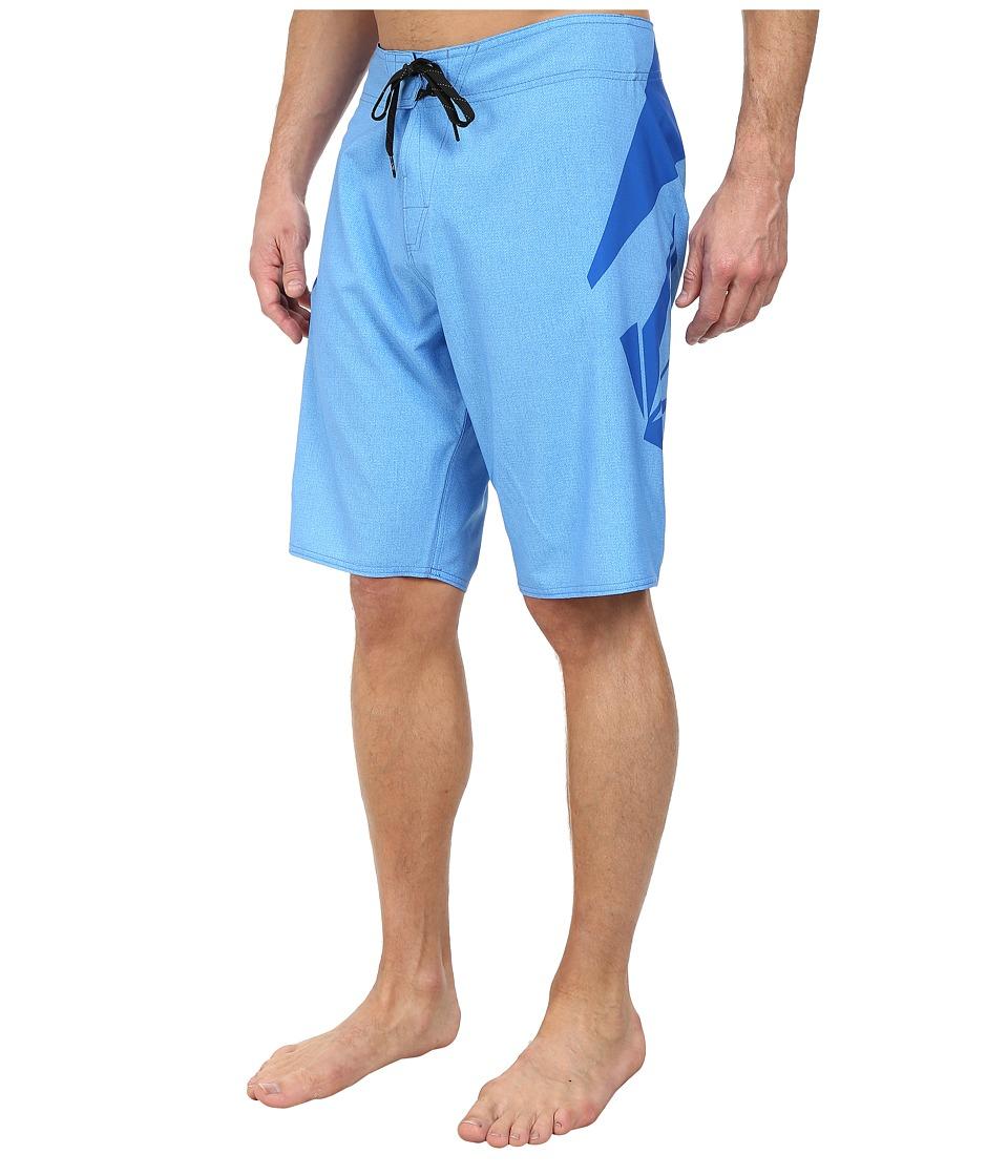 Volcom - Stoney Mod Boardshort (False Blue) Men's Swimwear