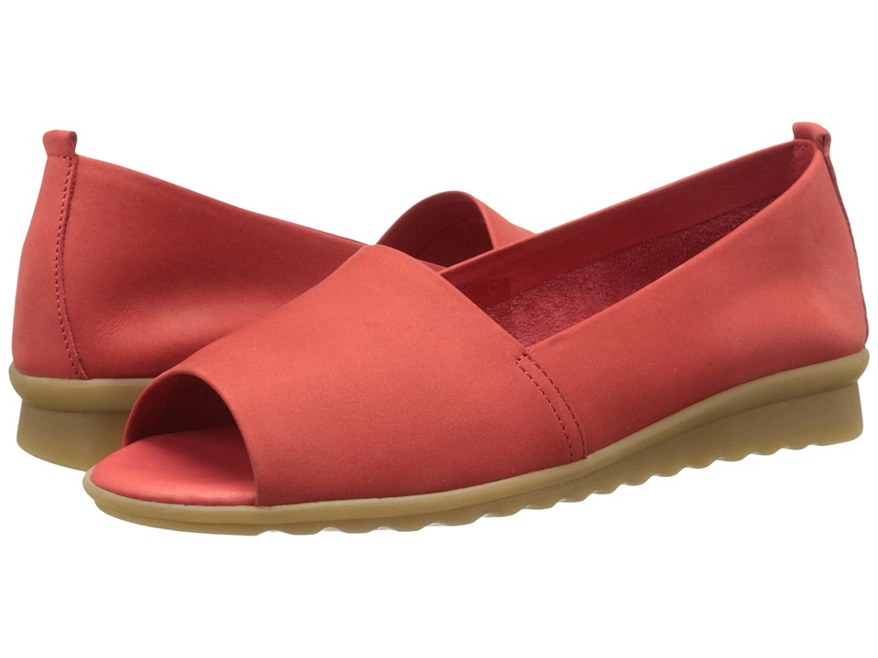 The FLEXX - Fantastic (Marlboro Nubuck) Women's Flat Shoes
