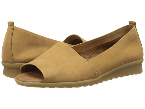 The FLEXX - Fantastic (Tabacco Nubuck) Women's Flat Shoes
