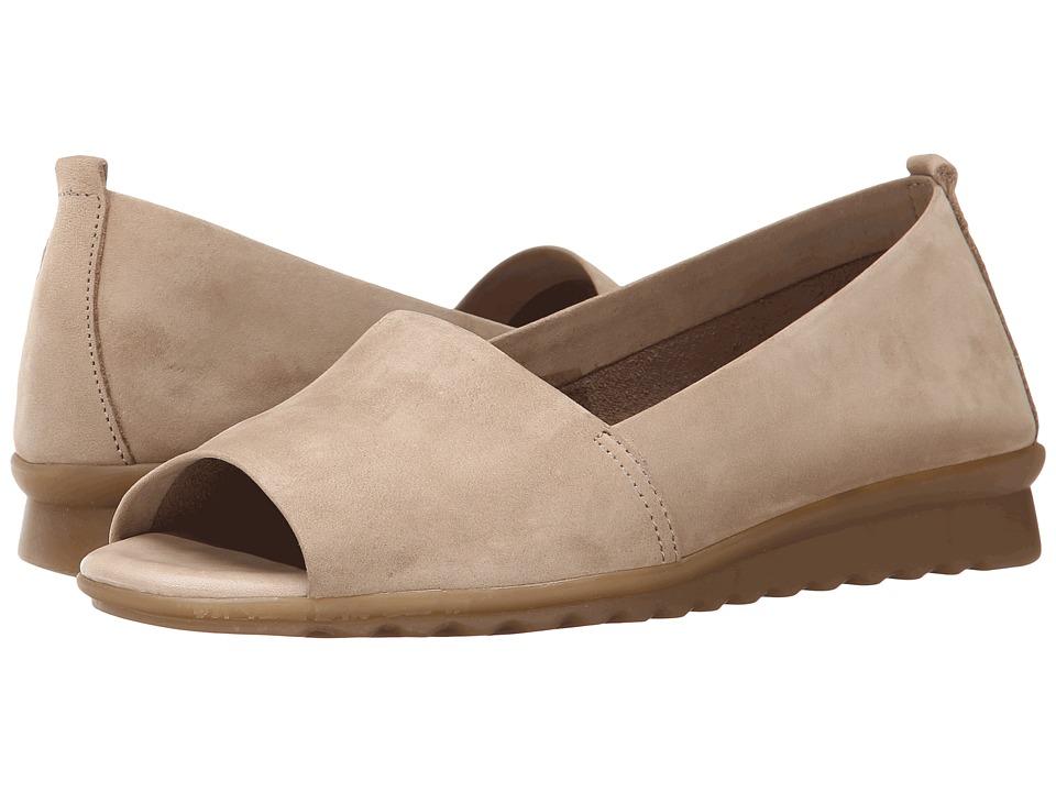 The FLEXX - Fantastic (Corda Nubuck) Women's Flat Shoes
