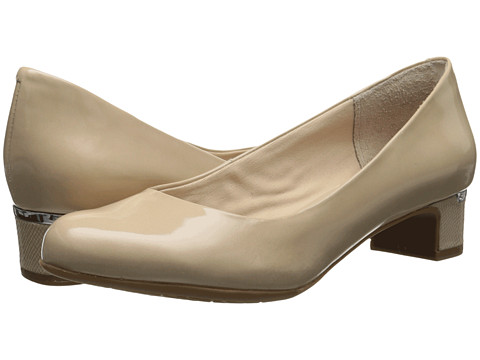 Rockport - Seven To 7 35mm Plain Pump (Summer Nude Patent) Women's Shoes
